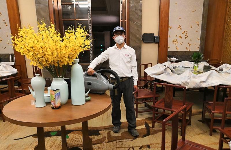 济南消杀公司分享酒店怎么灭鼠灭虫?