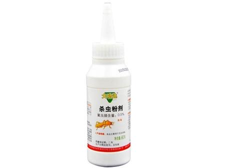 0.5%氟虫腈杀白蚁粉剂