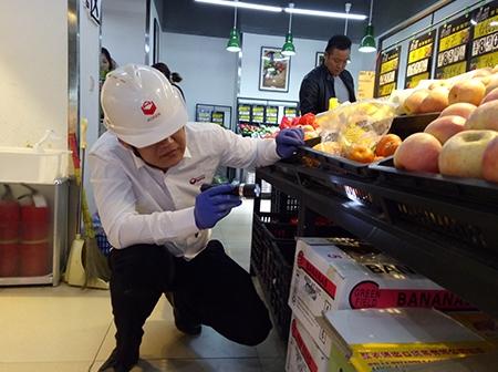 联锁超市与虫害防制服务